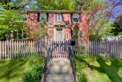 Whitefish Bay Single Family Home Active Contingent With Offer: 5165 N Kimbark Pl