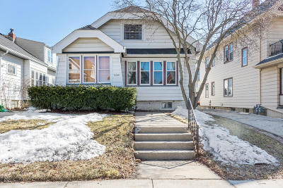 Milwaukee Single Family Home For Sale: 2260 N 62nd St