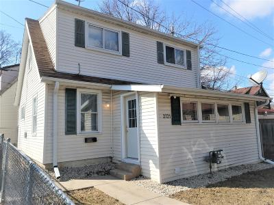 Milwaukee Single Family Home For Sale: 2721 N 56th St