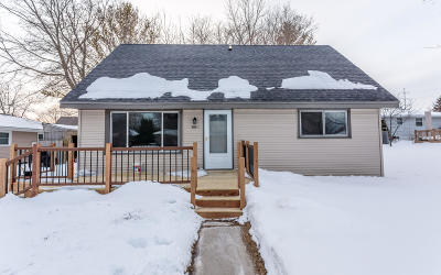 Sheboygan Single Family Home For Sale: 3614 S 17th Place