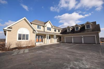 Mequon Single Family Home For Sale: 13800 N Wasaukee Rd