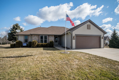 Eagle Single Family Home Active Contingent With Offer: 506 Eastwood Ct