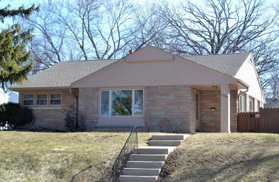 Milwaukee Single Family Home Active Contingent With Offer: 2764 N 86th St