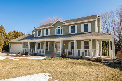 Grafton Single Family Home Active Contingent With Offer: 328 Dove Ct