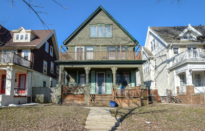 Two Family Home For Sale: 2825-2827 N Murray Ave