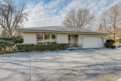 Muskego Single Family Home Active Contingent With Offer: W125s7127 Chicory Ct