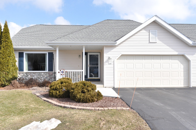 Condo/Townhouse Active Contingent With Offer: 288 Oconomowoc Pkwy