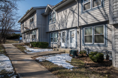 Waukesha Condo/Townhouse Active Contingent With Offer: 1827 Paramount Dr #D