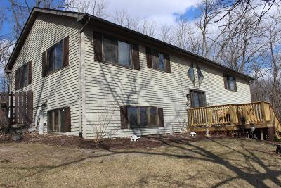 Lake Geneva Single Family Home Active Contingent With Offer: W3538 Washington Dr