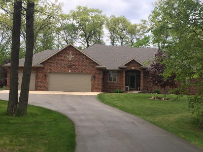 Marinette County Single Family Home For Sale: N3180 Deer Haven Ct