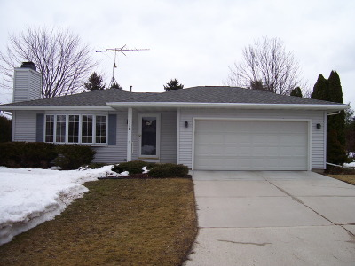 Sheboygan Falls Single Family Home Active Contingent With Offer: 116 Chippewa Dr
