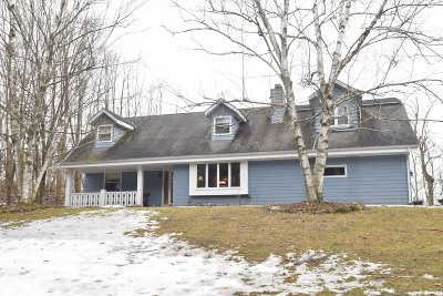 West Bend Single Family Home Active Contingent With Offer: 6283 Riesch Rd