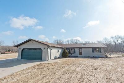 Single Family Home Active Contingent With Offer: N6588 Mine Rd