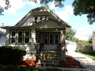 Single Family Home For Sale: 2430 N 57th St