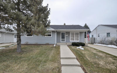 Racine Single Family Home Active Contingent With Offer: 2027 Wustum Ave