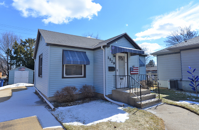 Racine Single Family Home Active Contingent With Offer: 1529 Russet St
