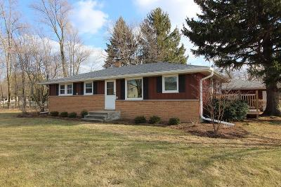 Pleasant Prairie Single Family Home For Sale: 5139 104th St