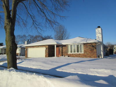 Sheboygan Single Family Home For Sale: 1724 N 34th St