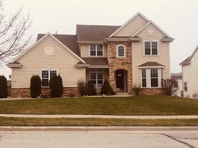 Waukesha WI Single Family Home For Sale: $449,900
