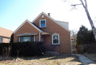Single Family Home For Sale: 3622 S 20th St