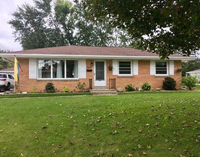 Single Family Home Active Contingent With Offer: 5102 Morley Dr