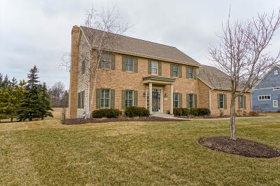 Hartland WI Single Family Home For Sale: $649,900