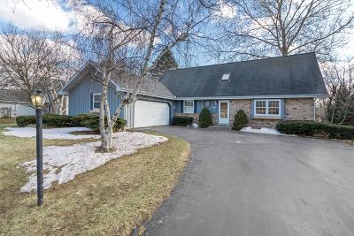 Waterford WI Single Family Home For Sale: $318,000