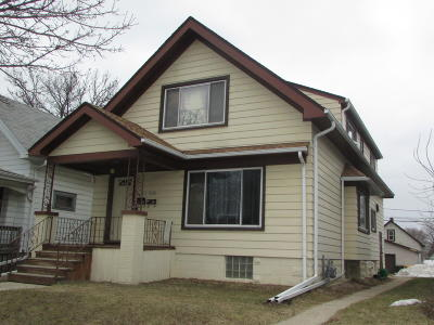 West Allis Two Family Home Active Contingent With Offer: 2028 S 58th St #2030