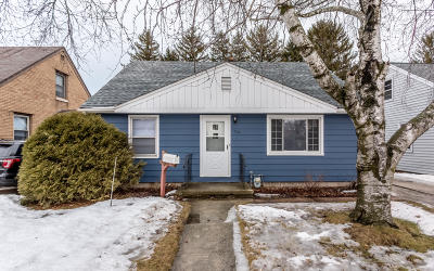 Sheboygan Single Family Home For Sale: 1505 S 19th St