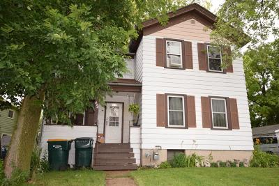 Mayville Single Family Home For Sale: 472 N Walnut St