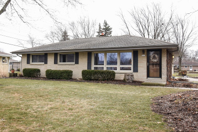 Milwaukee County Single Family Home For Sale: 3925 W Denis Ave