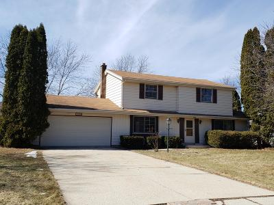 New Berlin Single Family Home For Sale: 3555 S Cottonwood Rd