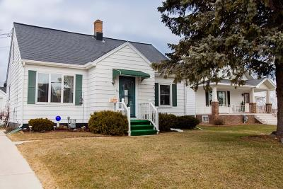 Sheboygan Falls Single Family Home Active Contingent With Offer: 241 Fond Du Lac Ave