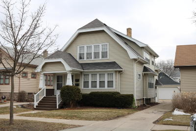 Wauwatosa Two Family Home For Sale: 334 N 70th St