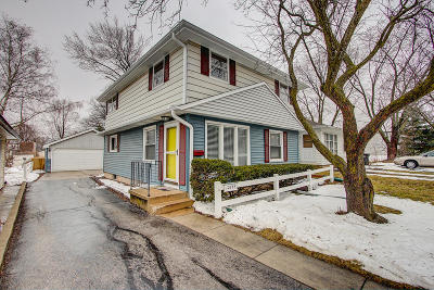Single Family Home For Sale: 12745 W Peck Pl