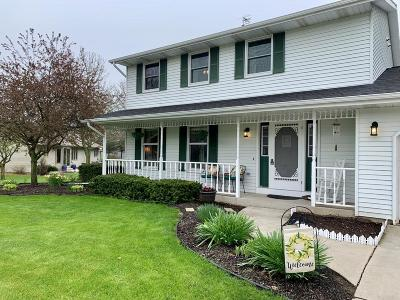 Sheboygan WI Single Family Home For Sale: $269,900
