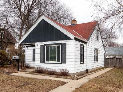 Milwaukee Single Family Home For Sale: 448 S 75th St