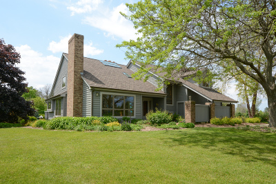 Grafton Single Family Home For Sale: 1115 County Road C