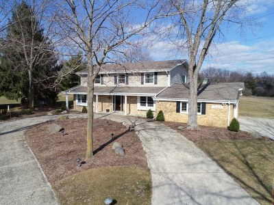 Brookfield Single Family Home Active Contingent With Offer: 1320 Washington Ct