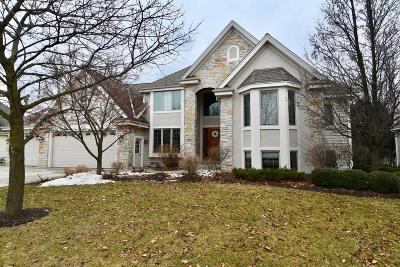 West Bend Single Family Home Active Contingent With Offer: 915 Schloemer Dr