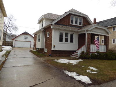 West Allis Two Family Home Active Contingent With Offer: 2231 S 82nd St