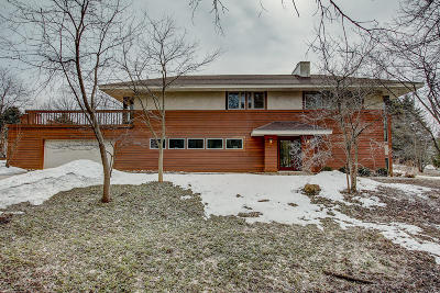 Cedarburg Single Family Home Active Contingent With Offer: 5702 Oakdale Ct