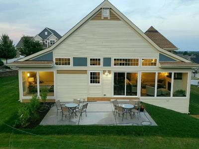Richfield, Hubertus Single Family Home Active Contingent With Offer: 3033 Nostalgic Ct