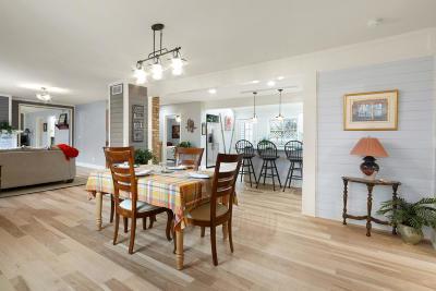 Lake Geneva Single Family Home For Sale: 2482 Knollwood Dr
