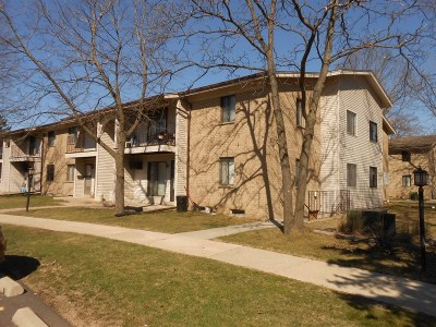 New Berlin Condo/Townhouse Active Contingent With Offer: 1497 S Carriage Ln