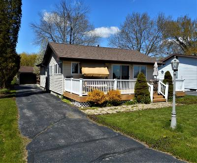 Delavan WI Single Family Home For Sale: $274,500