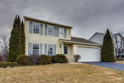 Kenosha Single Family Home Active Contingent With Offer: 10016 64th St