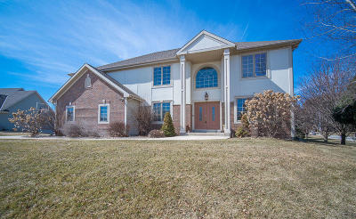 Pewaukee Single Family Home Active Contingent With Offer: W243n2797 Creekside Dr