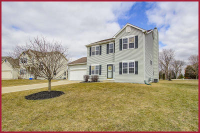Watertown Single Family Home Active Contingent With Offer: 505 Revere Way
