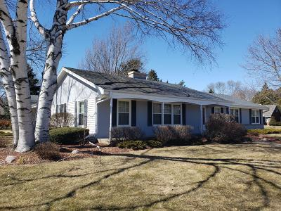 Racine Single Family Home For Sale: 3462 N Main St
